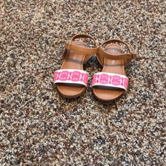Cherokee Other - Target sandals!  Super cute